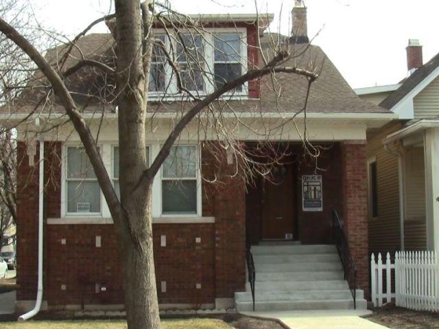 Nina Larson Ministry House